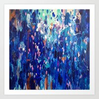 Abstract 89 Art Print