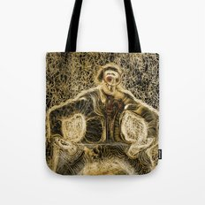 dalì-line Tote Bag