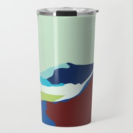 Bromo gradation 2 Travel Mug