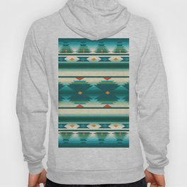 American Native Pattern No. 160 Hoody