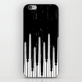 Might Makes Right iPhone Skin