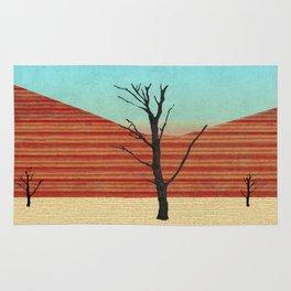 The Desert View Rug