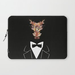 Flowers clerk Laptop Sleeve