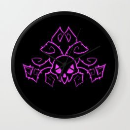 Lewis Coffin Wall Clock