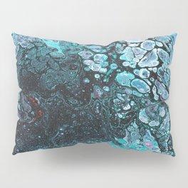 Acrylic pour 1 Pillow Sham