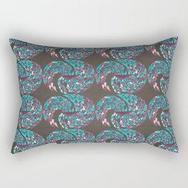 Gentry Galaxy Bird Rectangular Pillow