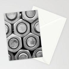 STUDS (b&w) Stationery Cards