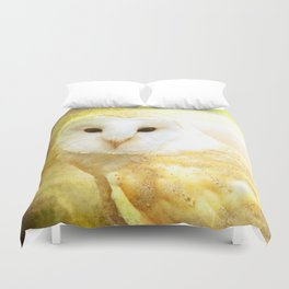 Her majesty Duvet Cover