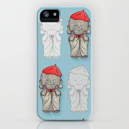 Jizo-sama iPhone Case