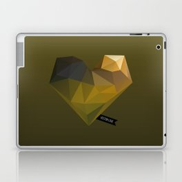 Vector Love 02 Laptop & iPad Skin