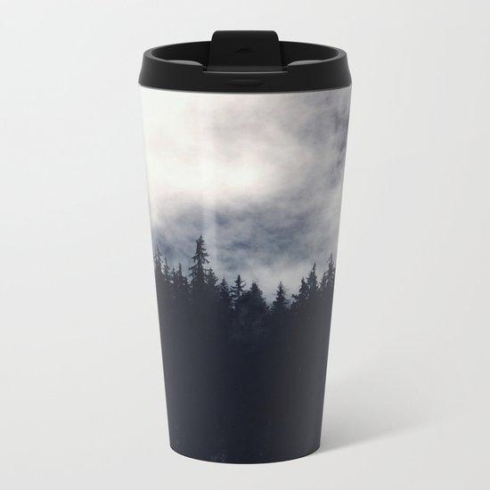 The Forest Metal Travel Mug