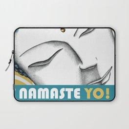 Namaste Yo! Laptop Sleeve