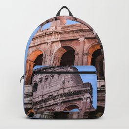 Colosseum at Night Backpack