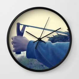 You Don't Need Money for Fun Wall Clock