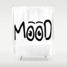 Mood #1 Shower Curtain