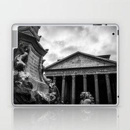 Clouds Over The Pantheon Laptop & iPad Skin