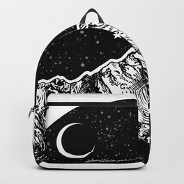 Mountain and the Moon Backpack