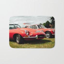 Jaguar E-Type Bath Mat