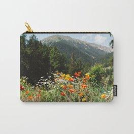 Mountain garden Carry-All Pouch
