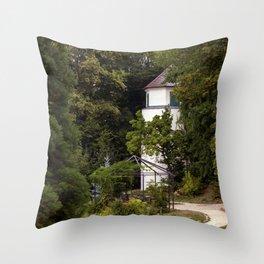 DE - Baden-Wurttemberg : Gardens of Laupheim Throw Pillow