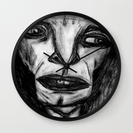 Visibility's Disguise. Wall Clock