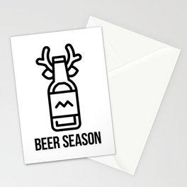 Beer Season Stationery Cards
