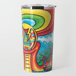 VISIONARY FREESTYLE  #08 Travel Mug