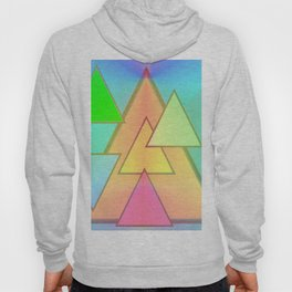 Christmas forest Hoody