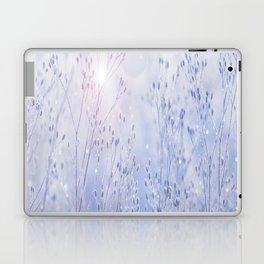 Winter Sparkle On A Sunny Frosty Day #decor #society6 #buyart Laptop & iPad Skin
