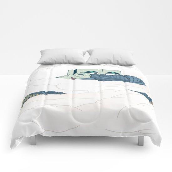 Riots Comforters
