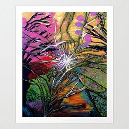 Shattered Dream Art Print