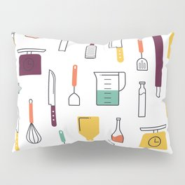 Cooking utensils Pillow Sham