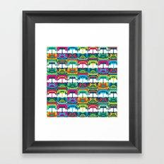 Chicken Bus - 1 Framed Art Print