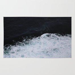 Paint like the Ocean Rug