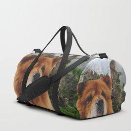 Dog Chow Chow Duffle Bag