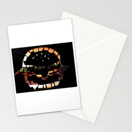 United States of Burger Stationery Cards