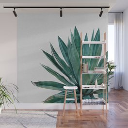 Agave Cactus Wall Mural