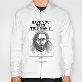 Have you seen this man ? Bob Twin Peaks Hoody