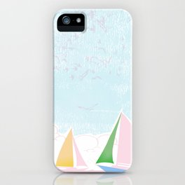 Sails for mee iPhone Case