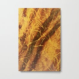 old  smudges Metal Print
