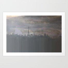 Cities Unite Art Print