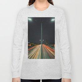 Car Lights Long Sleeve T-shirt