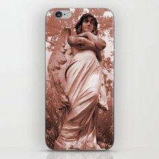 WallaAngelRust iPhone & iPod Skin