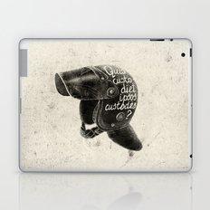 Quis custodiet ipsos custodes? Laptop & iPad Skin