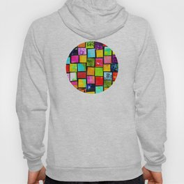 Color Mosaik Hoody