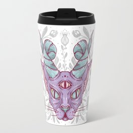 Capricat Travel Mug