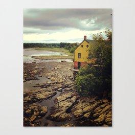 Squamscott River  Canvas Print