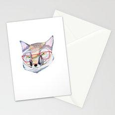 Mr Fox Stationery Cards
