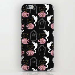 Grave Kitten iPhone Skin