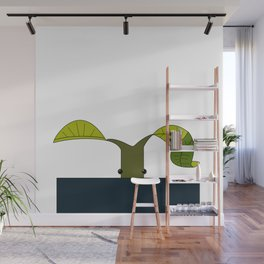 Pickett the Bowtruckle Wall Mural